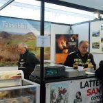 Stand del Parmigiano di montagna con vendita diretta - Stramilano 2013