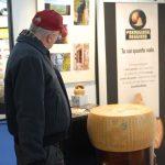 Una forma del nostro Parmigiano di Montagna a Stramilano 2013