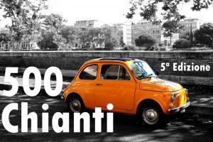 Fiat 500 Chianti quinta edizione