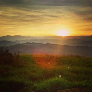 I paesaggi del Parmigiano di montagna