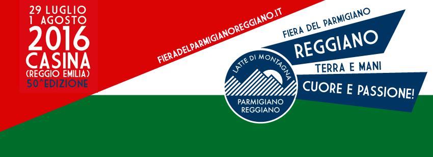 Fiera del Parmigiano Reggiano 2016 50a edizione