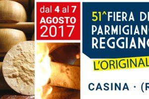 Fiera del Parmigiano Reggiano di montagna - Casina 2017