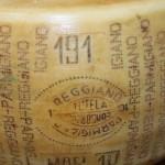 Parmigiano Reggiano della Latteria Sociale San Giorgio