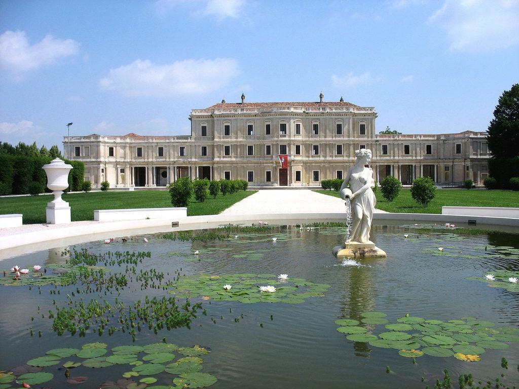 Villa Farsetti sede dell'evento Formaggio in Villa 2017