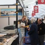 Degustazione del nostro Parmigiano Reggiano di montagna a Stramilano 2012