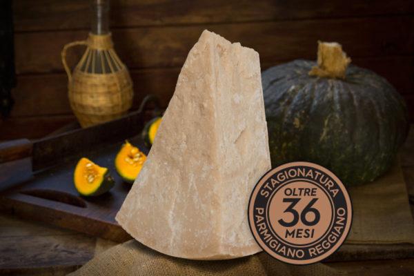 Vendita online Parmigiano Reggiano 36 mesi Prodotto di Montagna