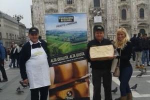 Parmigiano Reggiano di Cortogno a Stramilano 2015