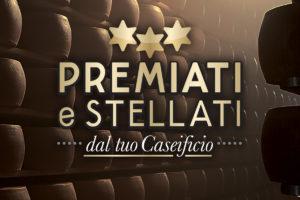 Copertina Premiati e Stellati 2020 - Parmigiano Reggiano