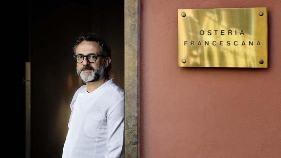 Osteria Francescana di Massimo Bottura nel super premio mensile del concorso Premiati e Stellati