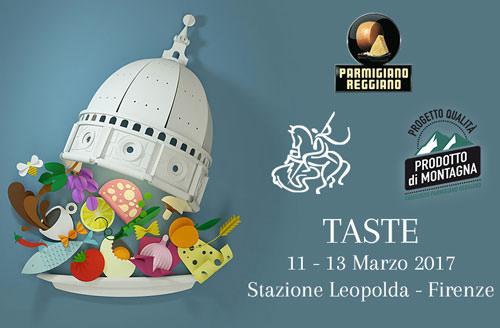 Il Parmigiano Reggiano Prodotto di Montagna a TASTE Firenze 2017
