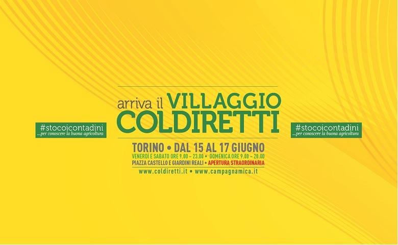 Villaggio Coldiretti Torino 2018